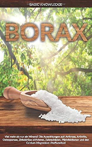 Borax: Viel mehr als nur ein Mineral! Die Auswirkung auf: Ar