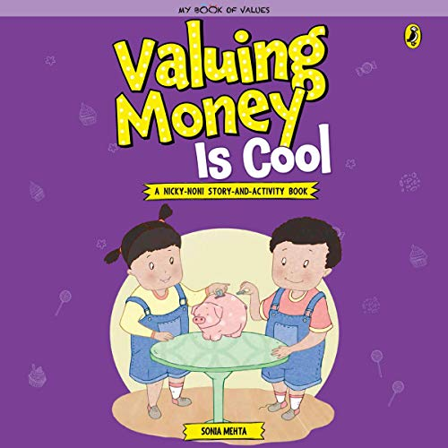 Couverture de Valuing Money Is Cool