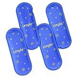 YOUSHARES PochesdeGel pour InsulineTrousse - PochesdeGel Réfrigérés Réutilisables pour InsulineTroussePochetteIsothermeSacpourDiabétique (4 Paquets)