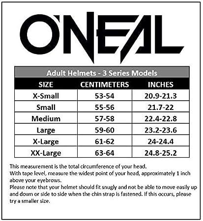 Black//Multi, S ONeal unisex-adult Road Helmet