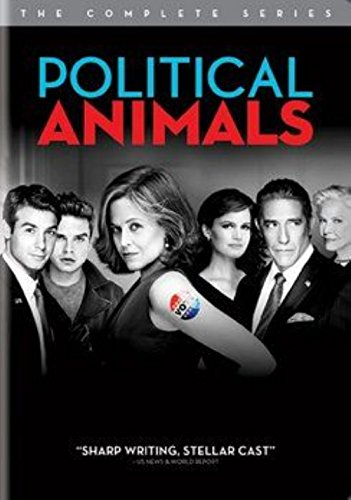 Political Animals: The Complete Series (2pc) [DVD] [Region 1] [NTSC] [US Import]