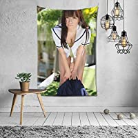タペストリー 壁掛け 浅川 梨奈/あさかわ なな Asakawa Nana 壁飾り 家 リビングルーム ベッドルーム 部屋 飾り 装飾布 ホームデコレーション 多機能人気 おしゃれ飾り152X102cm