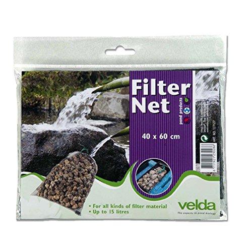 Velda Filternetz Universal Filtersack Wasserfilter Gartenteich 40x60cm