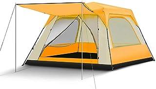 camping strand enkelt tält utomhus campingtält tält för camping omedelbar stuga stor 5-8 personer campingtält automatisk p...