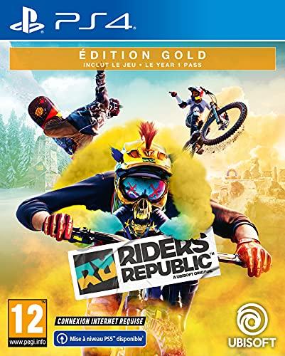 RIDERS REPUBLIC GOLD PS4