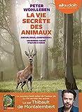 La Vie secrète des animaux - Livre audio 1 CD MP3