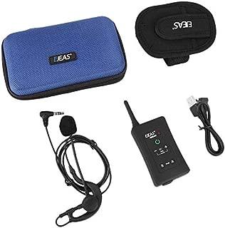 4XFBI /Tour Guide Referee Dedicated 4 Person Real-time Bluetooth intercom, 4 intercom, Bluetooth intercom/Multiplayer intercom/FBI/Football Referee walkie Talkie