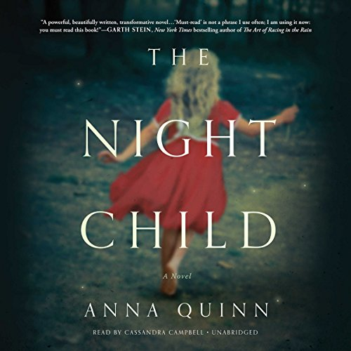 The Night Child audiobook cover art