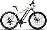 GYL Bicicleta eléctrica Bicicleta de montaña Transporte Velocidad variable Viajes al aire libre 29 pulgadas 36V 350W Batería de litio Pedal de 5 niveles Amortiguador auxiliar, adecuado para viajes ur