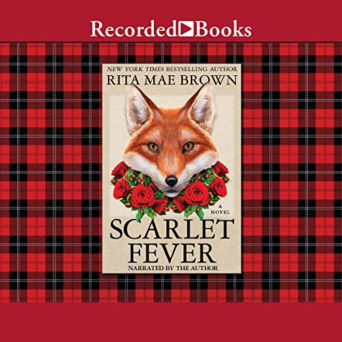 Scarlet Fever Audiobook By Rita Mae Brown cover art