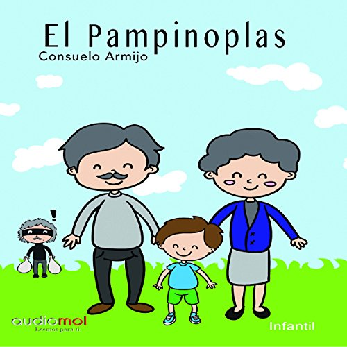 El pampinoplas [Spanish Edition] audiobook cover art