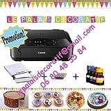 Imprimante Alimentaire A4 Kit (Cartouches Rechargeables)