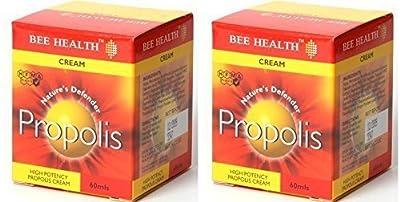 (2 Pack) - Bee Health - Propolis Cream | 30ml | 2 PACK BUNDLE