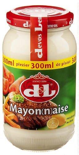 Devos Lemmens Mayonnaise mit Zitrone 300 ml.