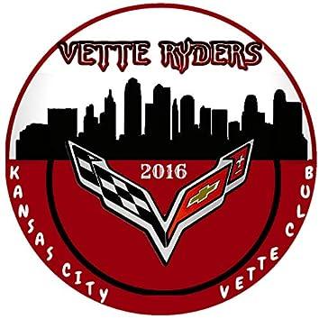 Vette Ryders (2016 Kansas City Vette Club)