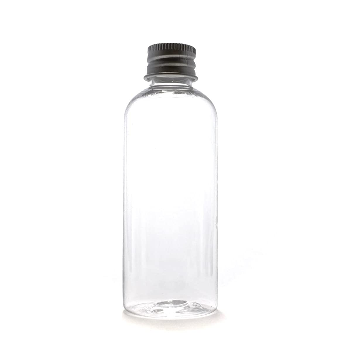 プラスチック容器 100mL【アルミキャップ】