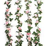 WAKISAKI Aritificial Rose Petals, Deodorized Seperated Ready-to-use, for Wedding Propose Romantic Party Event Decoration