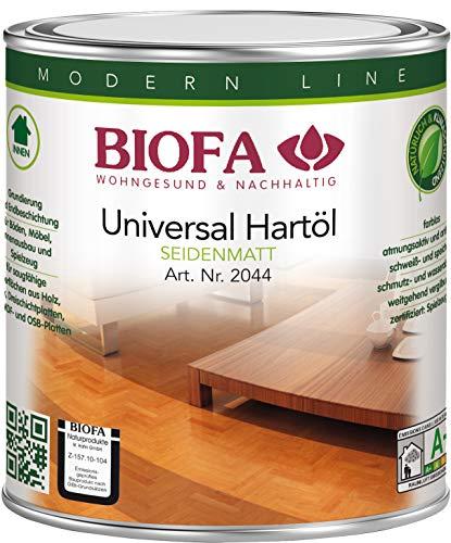 Biofa Universal Hartöl seidenmatt 0,375L