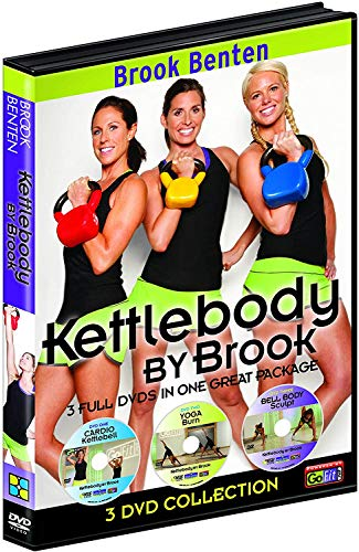 GoFit Brook Benton Kettlebody by Brook...