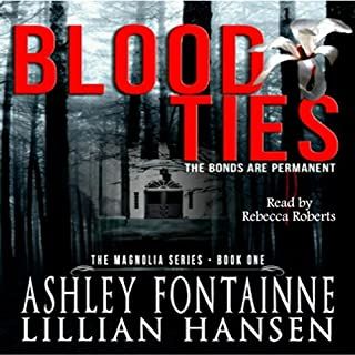 Blood Ties: The Bonds are Permanent audiobook cover art