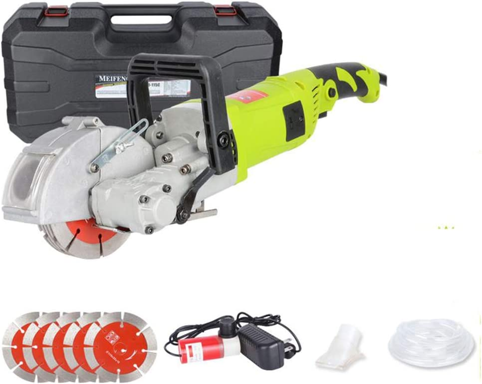 Direct store TOPCHANCES 220V 4000W Max 64% OFF Electric Wall Groove Cutting Chaser Machin