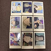BANANA FISH ぱしゃこれ vol.2 9種9枚 バナナフィッシュ アイス