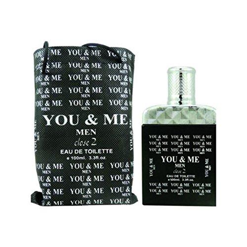 Midi Shopping - Eau de Toilette YOU & ME MEN 100 ML