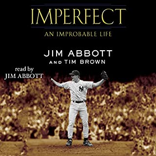 Imperfect audiobook cover art