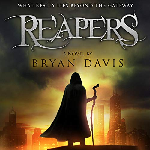 Reapers  By  cover art