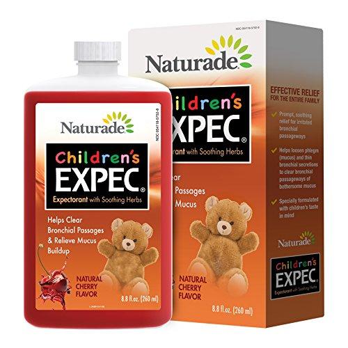 Naturade Children's Expectorant Alcohol-Free – 8.8 fl oz