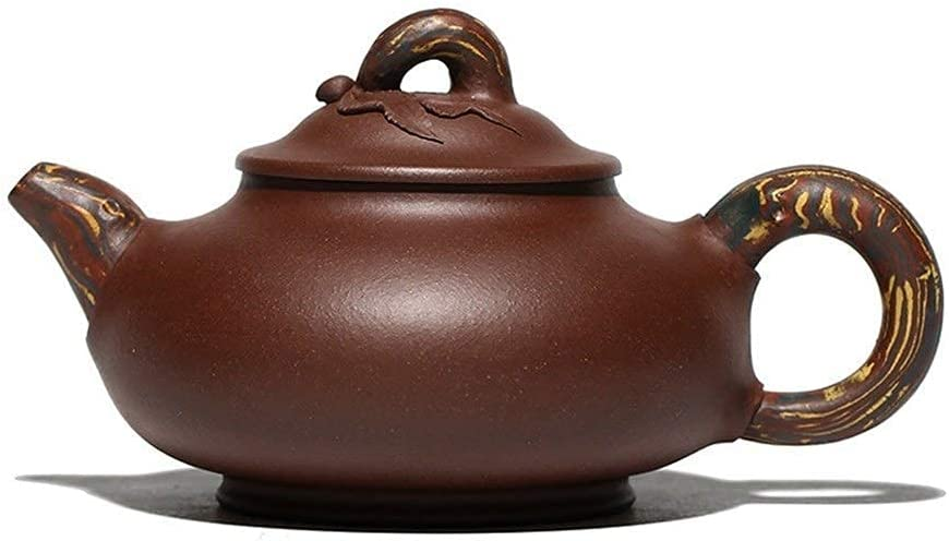 HUAXUE Teapot Japanese, Purple Clay Stumps Quality Price reduction inspection Tea A Cup
