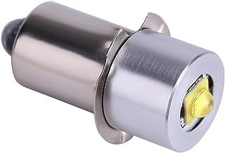Linterna LED - 3 W 6-24 V P13.5S LED de alta luminosidad lámpara de trabajo de emergencia lámpara linterna de repuesto linternas de bombilla