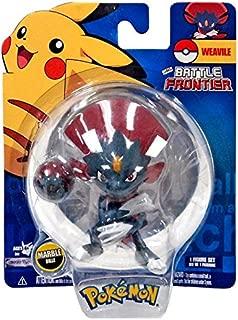 Jakks Pacific Pokemon Battle Frontier Series 2 Weavile Figure