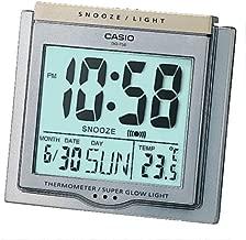 Casio Collection DQ-750-8ER, Reloj con Alarma Diaria, Amarillo