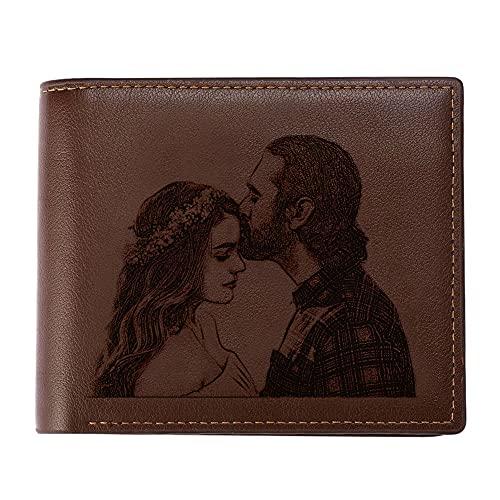 Custom Engraved Photo Wallet