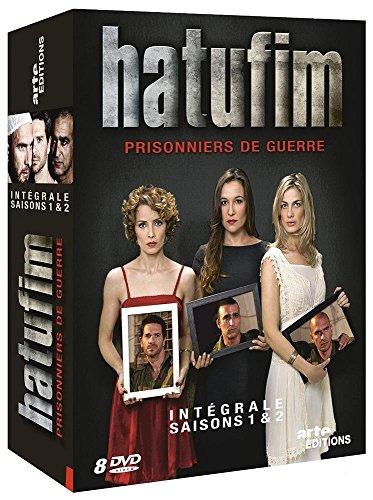 Hatufim (Prisonniers de guerre) - Intégrale saisons 1 & 2 [Francia] [DVD]