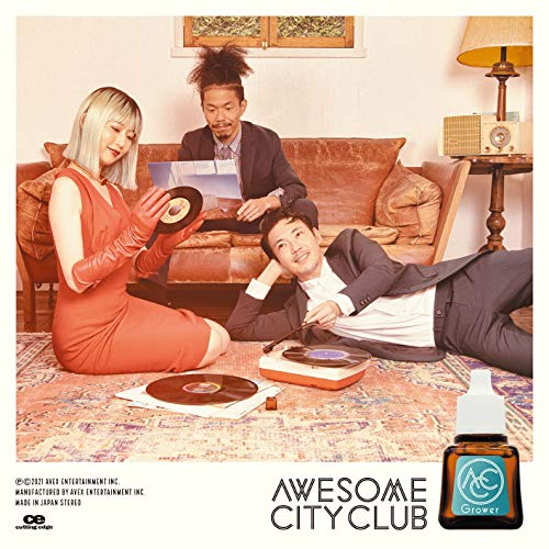 【Amazon.co.jp限定】Grower(アルバムCD+Blu-ray)(メガジャケ(2形態共通絵柄:絵柄未定)付き)
