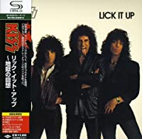 Lick It Up by Kiss (2012-10-10)