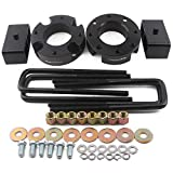 GAsupply Lift Kit, 3' Front and 2' Rear Leveling Lift Kit Compatible with 2007-2019 Toyota Tundra 2WD 4WD