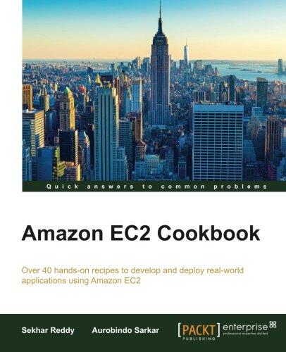 Amazon Ec2 Cookbook