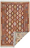 Hanse Home Indoor Wendeteppich Dekoteppich Boho-Design Mahi (70x140 cm, Flachgewebe, Handmade-Look,...