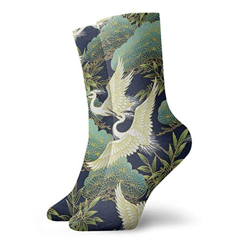 CVDGSAD Calcetines casuales de estilo japonés Calcetines gruesos de tobillo Vestido corto Calcetines de compresión para mujeres Hombres
