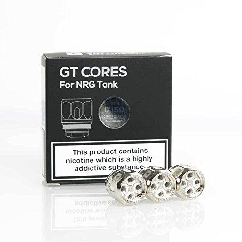 Preisvergleich Produktbild Vaporesso Gt Kern Spirale für NRG Tank GT2 GT4 GT6 GT8 Gt Ccell - 3 Packungen (ohne Nikotin) - GT8-0.15 - (50w to 110w)