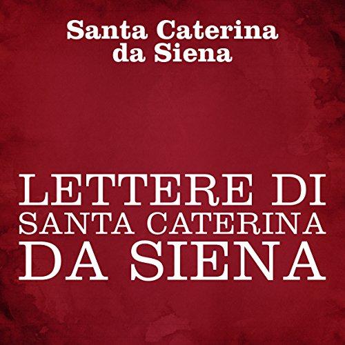Lettere di Santa Caterina da Siena copertina