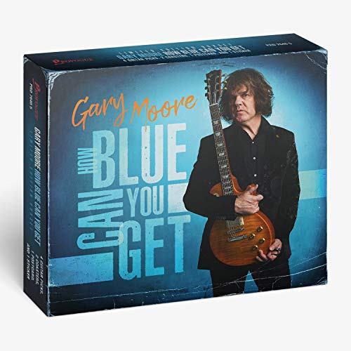How Blue Can You Get (CD Boxset)