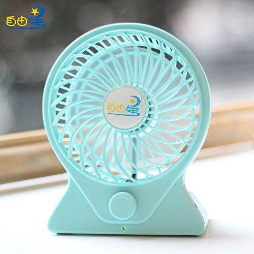Mini USB ventilatore elettrico per la regolazione della velocità della ventola elettrica di precarica la ventola, ciano