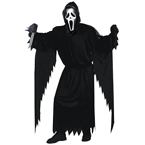 Boy's Costume scare Halloween Fancy Dress Outfit Scream Horror Children Child