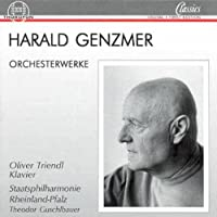 Orch. Works by HARALD GENZMER (2000-05-15)