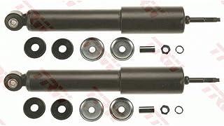 x2 amortiguadores traseros TRW JGE175T Juego de amortiguadores amortiguadores