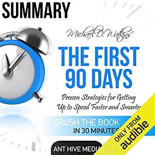 The First 90 Days, Updated and Expanded (Audiobook) by